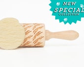 Greyhounds !  Embossing rolling pin, laser engraved rolling pin