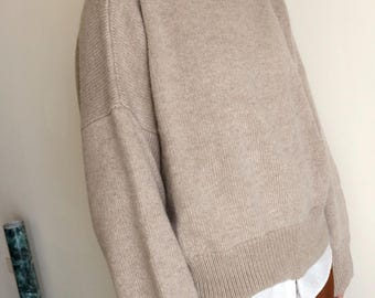 Avoine sweater {100% wool / clearance}