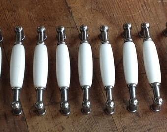 Set of 17 furniture door handles