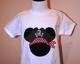 Mickey Pirate Shirt