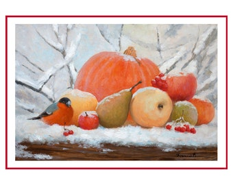 oil painting, Still life painting, oil on board, fine art painting, original oil painting, realism painting, wall art painting, wall art,