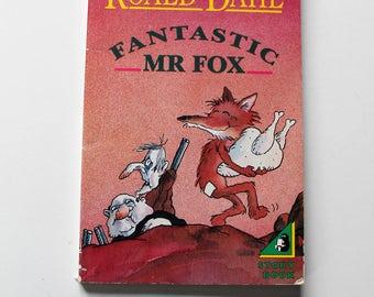 Fantastic Mr Fox by Roald Dahl 1988