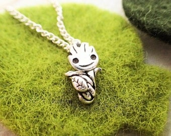 Guardians of the Galaxy dancing Baby Groot Charm