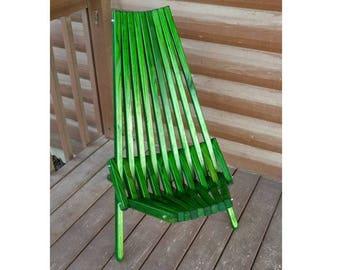 Comfortable Handmade Folding Chairs By Kentuckystickchairs