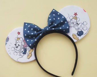 Mouse Love Mouse Ears