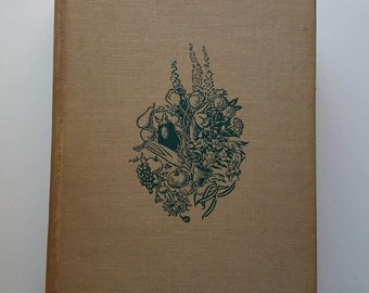Gardening by Montague Free, Vintage Book from 1937, First Edition