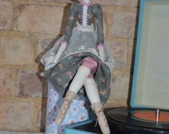 Handmade Tilda Doll - Catharine Doll