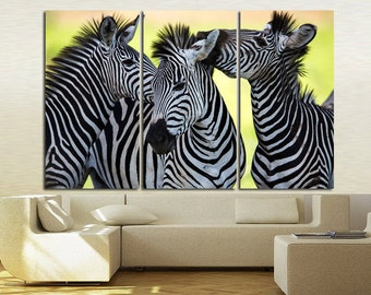 Zebra Zebra Wall Decor Zebra Poster Zebra Print Zebra Canvas Zebra Wall Art  Zebra Photo Wild