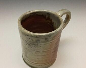 Brown Mug - Coffee Cup - Coffee Mug - Tea Cup - Wood Fired - Handmade Pottery