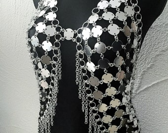 Dress '' - Cool FASHIONSTYLE in metal
