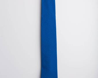 Royal Blue Wedding Tie, Pick Stitch In Royal Tie, Handmade Tie, USA Made,  Royal Blue Tie, Wedding Tie | Classic Tie | Classic Necktie