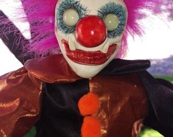 Trikk the Halloween Clown
