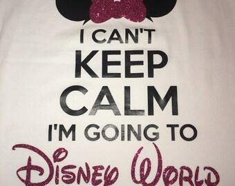 Customized Kids Disney Shirts
