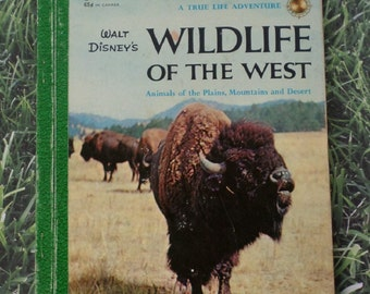 Walt Disney's Wildlife of the West