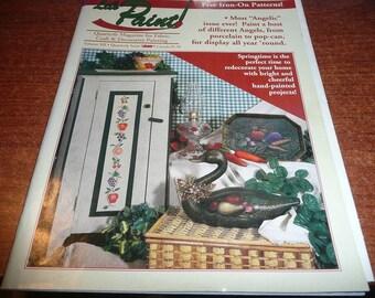 Let's Paint Magazine April/May/June 1995