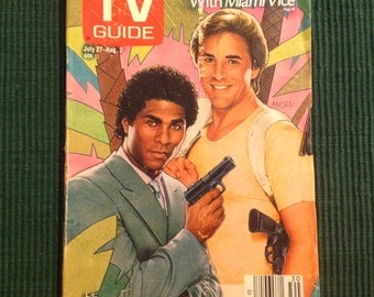TV Guide July 1985