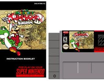 Mario In : Return to the Mushroom Kingdom