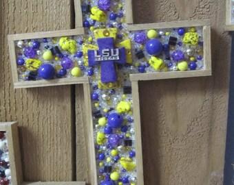 LSU Cross