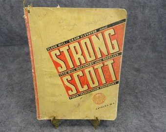 The Strong Mfg Co. 1938 Catalog