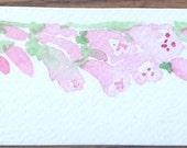 Bookmark, Hand Painted Bo...