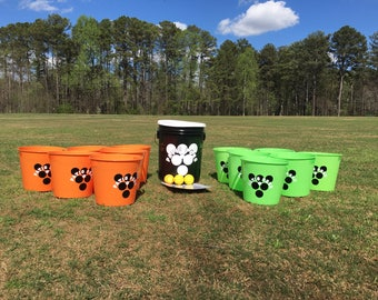 Patio Pong - Lawn Games - Yard Games - Giant Games - Family Games - Party Games - Beer Games - Drinking Games - Tailgate Party