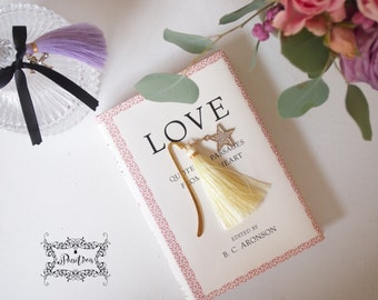 Star Gold Bookmark