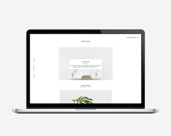 OBLIVIATE - Responsive Blogger Template - Sticky Scrolling Sidebar, Popular Posts Slider, simple, minimal, sleek
