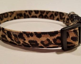 CHEETAH dog collars
