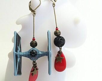 Earrings Star Wars