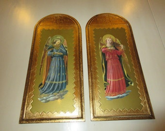 ITALY ANGEL PICTURE Wall Hangings