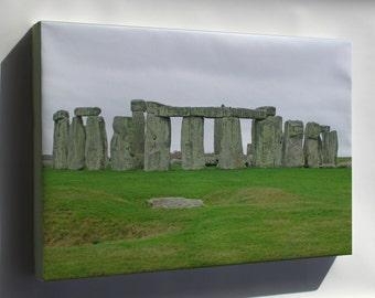 Canvas 24x36; Stonehenge P1