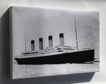 Canvas 16x24; Titanic 2