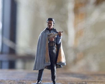 Star Wars Lando Calrissian Christmas Ornament