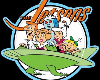 The Jetsons Vintage Image T-shirt