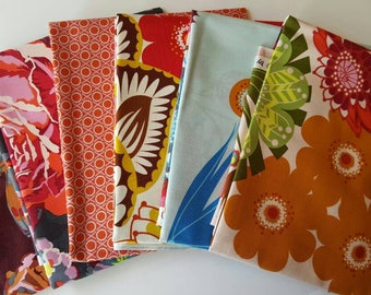 6 Half Yard Bundle Loulouthi by Anna Maria Horner for Free Spirit, OOP and VHTF