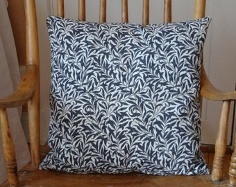 William Morris cushion cover,  pillow case, leaves,