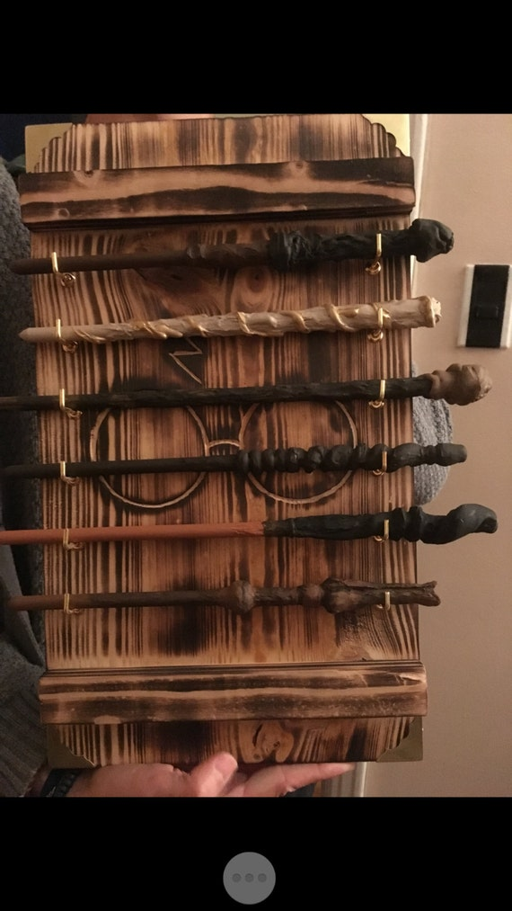 wand display rack by rusticrevelation on etsy. Black Bedroom Furniture Sets. Home Design Ideas