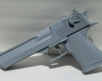 Deadpool movie Desert Eagle .177 cal Non-Firing Prop Replica 1:1 Pistol Gun