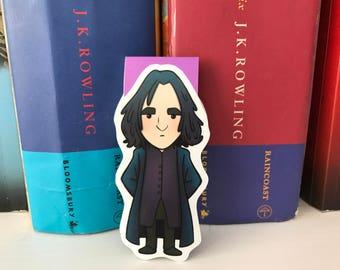 Severus Snape Magnetic Bookmark