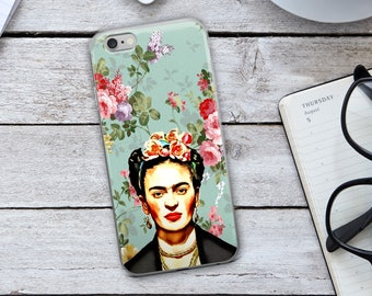 Frida Kahlo iPhone Case -  Frida Kahlo - Frida iPhone Case - iPhone Case - Gift for Her - Phone Case - Feminist