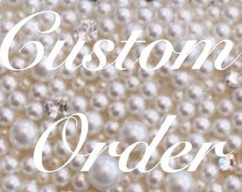 Custom Made Belt or Sash