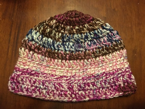 Striped Toddler Hat