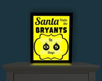 "Shop ""christmas countdown"" in Lighting"