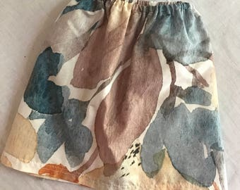 Toddlers Gathered Skirt