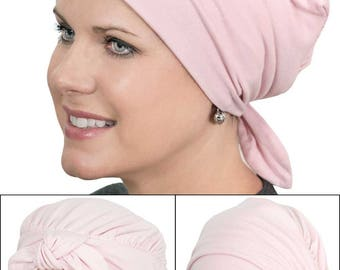 Three in One Vintage Hat | Cardani Bamboo Headcovering