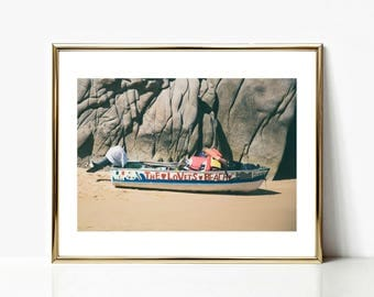 Cabo Beach Prints, Lover's Beach, Beach Photography, Gallery Wall Prints, Large Beach Wall Art, Mexico, Travel Photography