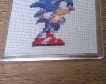 Sonic the Hedgehog Inspired Coaster