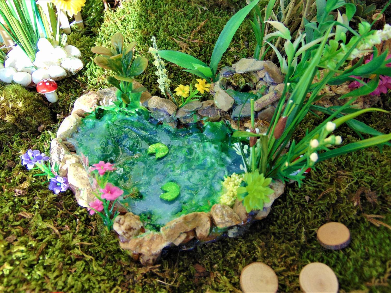 Tang De Rivi Re Roche Mousse Miniature Jardin Terrarium F E