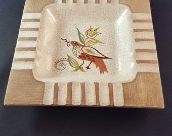 California Pottery Ashtray - Barbara Willis