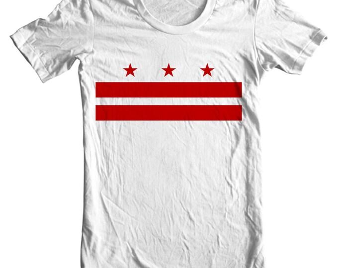 Washington D.C. T-shirt - Washington D.C. Flag - Washington T-shirt